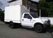 Alquiler de camion para alimentos