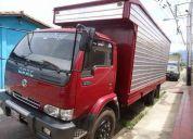 Camion tipo 7 50  cava amplia capacidad 7000 kgrs con disponibilidad inmediata 04147134489