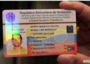 Licencias nuevas si  presentar examen ni citas.