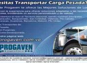 Transporte de carga terrestre en venezuela