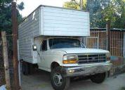 Transportes, fletes, mudanzas, viajes. camión cava 350