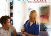 Servicio de ambulancia y atención medica a domicilio