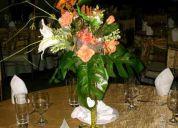 Floristeria centros de mesa,bouquets,decoracion matrimonios con globos y flores 2125245998