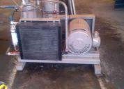 Alquiler de compresores de aire