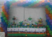 Planificacion y organizacion de fiestas infantiles