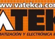Vatek, c.a. ingenirería eléctrica, automatización y electrónica industrial  tony la rocca