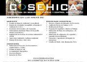 Estudio de impacto ambiental y vial, r.as.d.a. topografía, ingeniería seguridad industrial