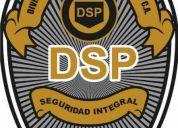 Dsp vigilancia y seguridad preventiva