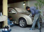 Excelencia en pulir autos!