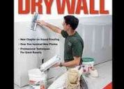 Manual de construccion con drywall yeso envio gratis