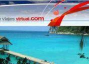 Tenga su propia agencia de viajes virtual