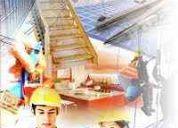 Arquitecto u.c.v. proyectos y construcciones