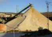 Venta de arena