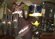Set de marcador de paintball dye completo