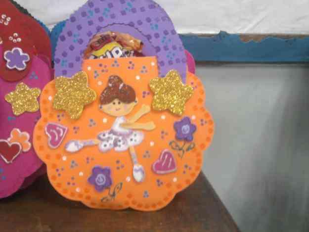 Modelos de cotillones para preescolar - Imagui