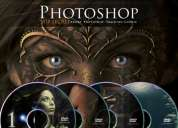 Curso de photoshop cs5 photoshop top secret 5dvd's