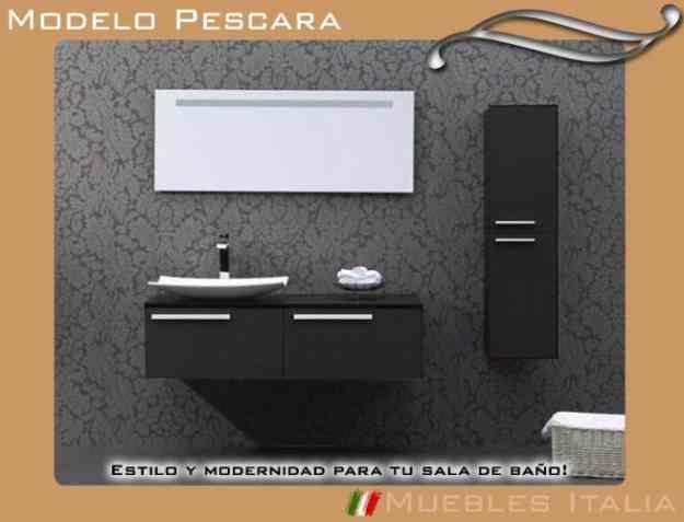 Pin muebles modernos insumos para hogar genuardis portal for Muebles para lavamanos modernos