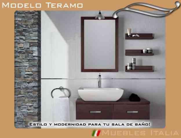 Muebles Para Lavamanos De Ba O Somos Fabricantes Modelo