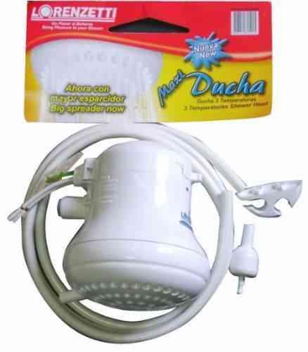 Ducha electrica lorenzetti maracay negocios insumos for Ducha electrica precio