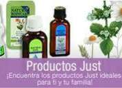 Productos swiss just todos