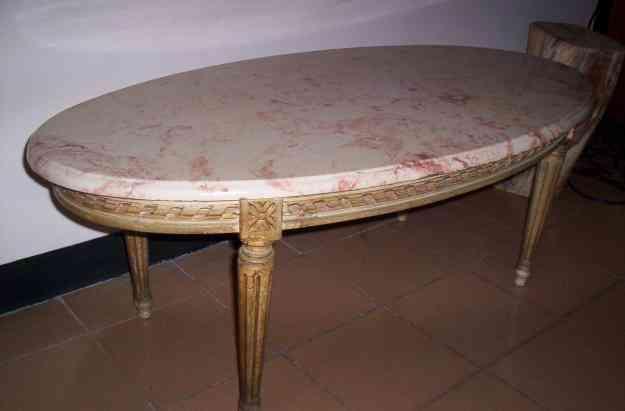 Mesa de centro sala marmol m rida segunda mano - Mesa centro segunda mano ...