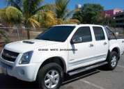 3  camionetas  luv d' max 2011 , 2 silverado lt 2011 , aveo lt 2011 ,  tlf:04166038559