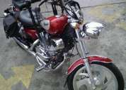 Vendo mi super shadow 250cc en optimas condiciones