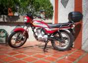 Vendo moto nueva. en 8.500 (negociable)
