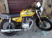 Vendo moto jaguar 150cc bera 2006 negociable