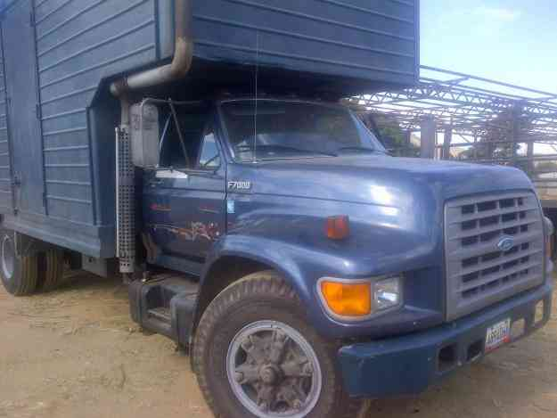 FORD 7000 - Cagua
