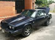 Vendo ford mustang aÑo 81