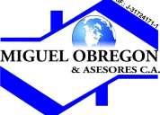 Miguel obregon vende inmuebles en barquisimeto cabudare