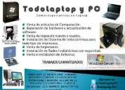 Especialistas en reparacion de laptop y pc