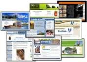 Paginas web mas hosting y dominio