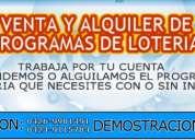 Programa de loteria