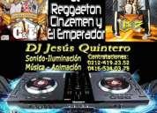 Dj miniteca sonido fiesta grupo reggaeton