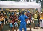 Samba tambores comparsas zanqueros malabares .eventos