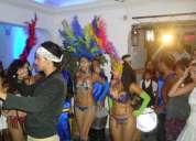 Grupos musicales para eventos especiales samba tambores