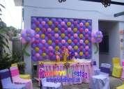 Decoraciones con globos para infantiles, baby shower, 15 aÑos, mesas fantasia y mas......