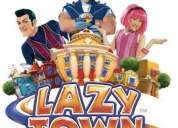 Show lazy town, hi5, animadores dia del niÑo