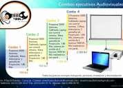 Audio visuales corporativos