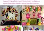 tortas, gelatinas, mini dulces,decoración fiestas infantiles