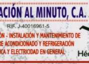 Aire acondicionado,refrigeracion industrial,comercial y residencial.guarenas, guatire