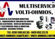 Multiservicios  volti-ohmios c.a