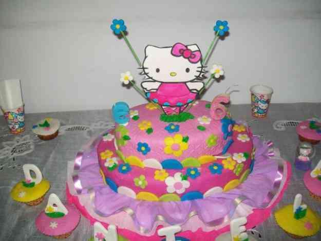 tortas y gelatinas decoradas