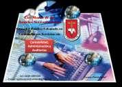Servicios contables, administrativo y financieros en caracas