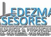 Ledezma  asesores inmobiliarios & financieros, c.a.