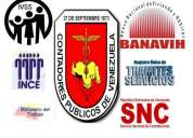 Servicio contables y tributarios