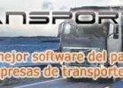Software venezolano para flotas de vehiculos y transportes