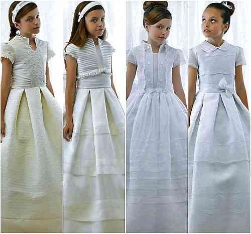 Fotos de vestidos de comunion de nia 2012 12
